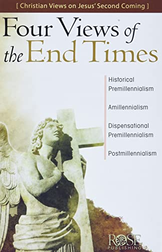 9781596360891: Four Views of the End Times pamphlet: Views on Jesus' Second Coming