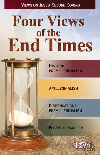 9781596360907: Four Views of the End Times pamphlet- pkg of 5 pamphlets