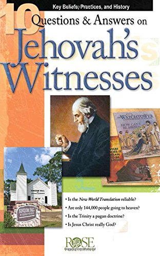 """a history and features of the jehovahs witnesses religion Jehovahs witnesses   facts about their beliefs  jehovah's witnesses teach that any belief system or religious teaching other than theirs is part of the """"great ."""
