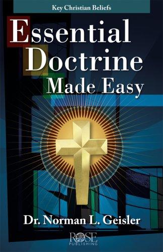 9781596361447: Essential Doctrine Made Easy: Key Christian Beliefs - pkg of 5 pamphlets