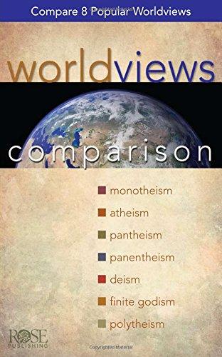 9781596361492: Worldviews Comparison