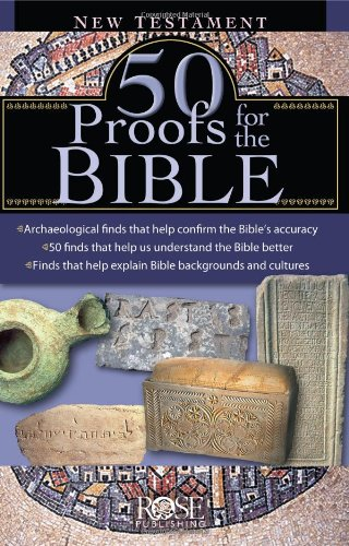 9781596361607: 50 Proofs for the Bible: New Testament