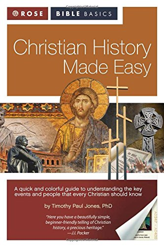 9781596363281: Christian History Made Easy (Rose Bible Basics)