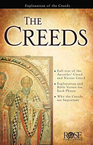 9781596363489: The Creeds Pamphlet