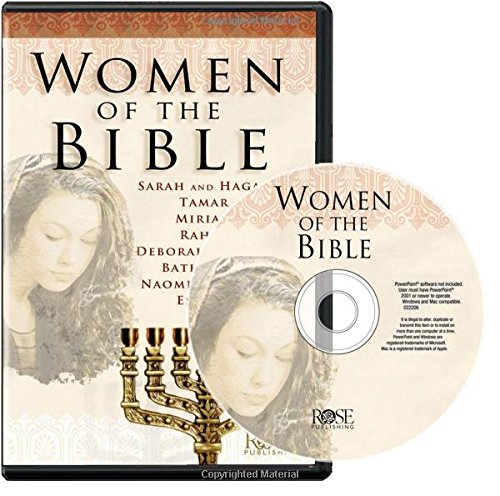 9781596364004: Women of the Bible (PowerPoint Presentation)