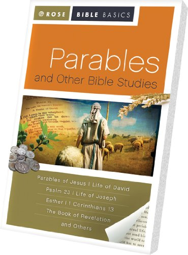 9781596364165: Parables & Other Studies (Rose Bible Basics)