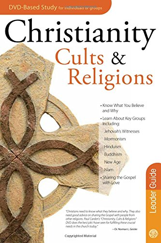 9781596364288: Christianity, Cults & Religions Leader's Guide
