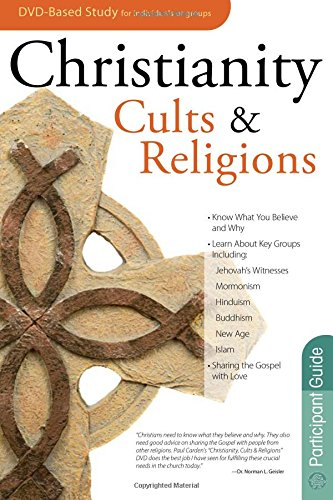 9781596364295: Christianity, Cults & Religions