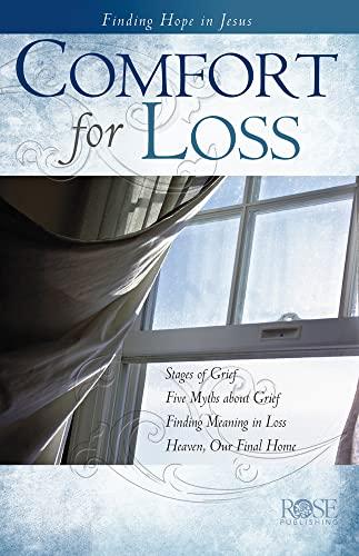 9781596364448: Comfort for Loss