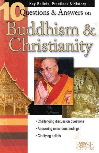 9781596364769: 10 Q&A on Buddhism & Christianity pamphlet