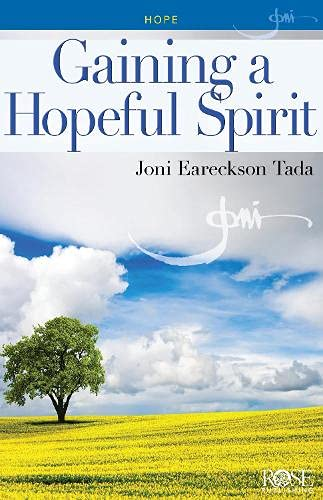 Gaining A Hopeful Spirit (Single): Tada Joni Eareckso