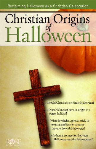 Christian Origins of Halloween-pkg of 5 pamphlets: Rose Publishing