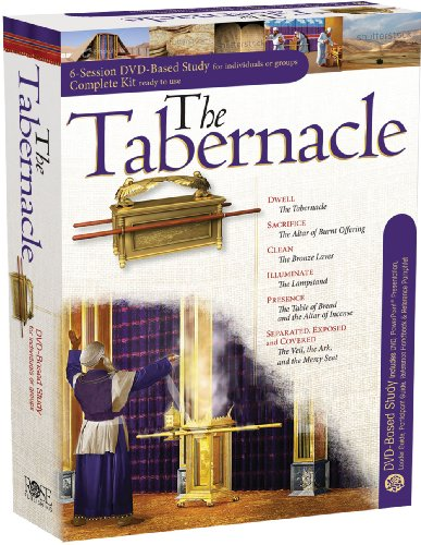 9781596366374: Complete Kit For The Tabernacle DVD-based Bible Study