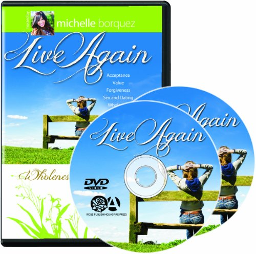9781596367456: Live Again: Wholeness After Divorce DVD - Home Version