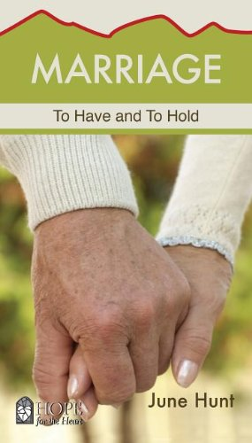 9781596368989: Marriage (5-Pack): To Have and to Hold (Hope for the Heart)