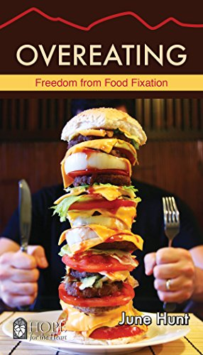 9781596369504: Overeating (5-Pk): Freedom from Food Fixation (Hope for the Heart)