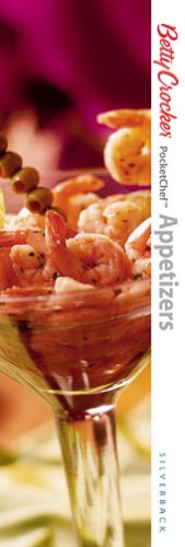 9781596370449: Appetizers (Betty Crocker Big Red Pocket Chef)