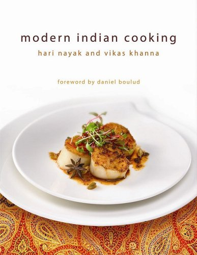 9781596372337: Modern Indian Cooking