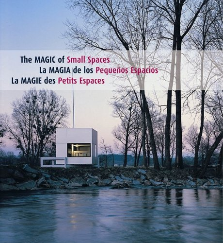 9781596372436: Magic of Small Spaces (English, French and Spanish Edition)