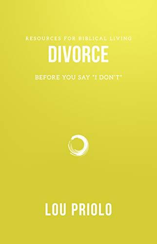 9781596380783: Divorce (Resources for Biblical Living)