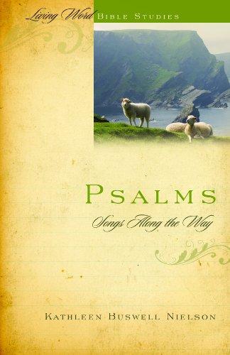 9781596381483: Psalms Volume 1: Songs Along the Way (Living Word Bible Studies)