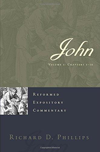 9781596381803: John: 2 Volume Set (Reformed Expository Commentary)
