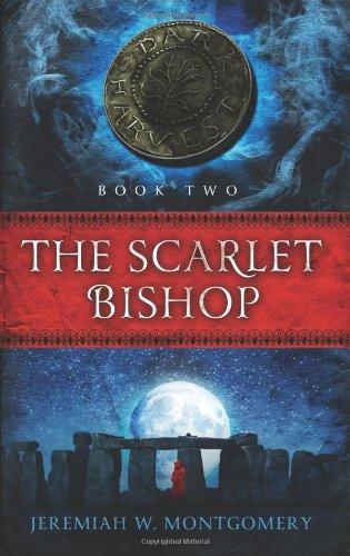 9781596381889: The Scarlet Bishop (The Dark Harvest Trilogy, Book 2)