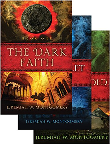 9781596381902: The Dark Harvest Trilogy