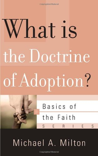 9781596383913: What Is the Doctrine of Adoption? (Basics of the Faith)