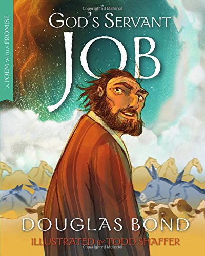 9781596387348: God's Servant Job: A Poem with a Promise