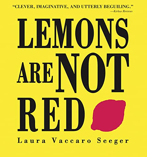 9781596430082: Lemons Are Not Red