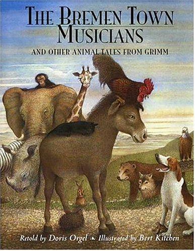 9781596430105: The Bremen Town Musicians: And Other Animal Tales from Grimm