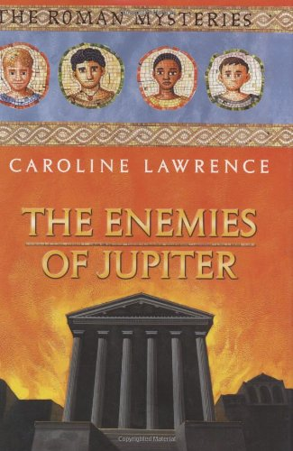 9781596430488: Enemies of Jupiter (Roman Mysteries)