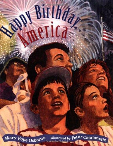 9781596430518: Happy Birthday, America