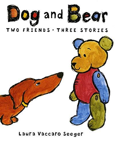 9781596430532: Dog and Bear (Neal Porter Books) (Boston Globe-Horn Book Award Winner-Best Picture Book) (Awards)