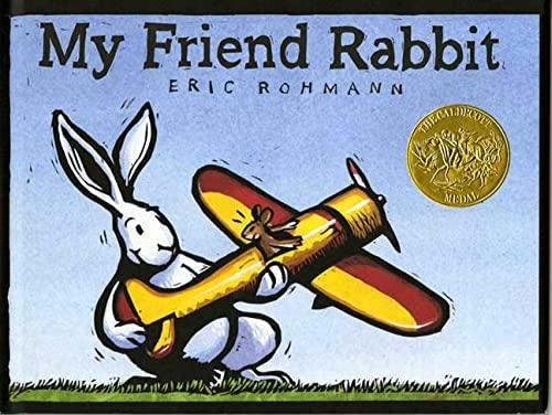 9781596430808: My Friend Rabbit
