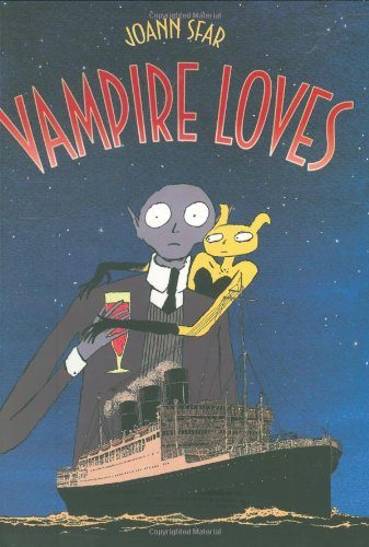 Vampire Loves: Joann Sfar