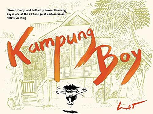 Kampung Boy (Paperback): Lat