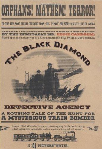 The Black Diamond Detective Agency: Eddie Campbell