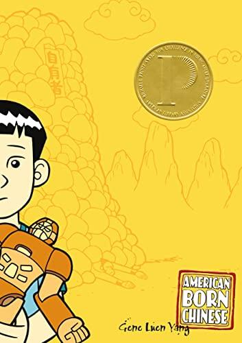 AMERICAN BORN CHINESE.: Yang, Gene Luen.