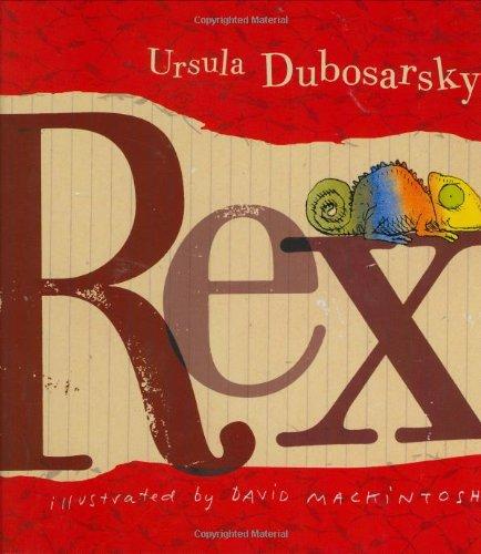 9781596431867: Rex