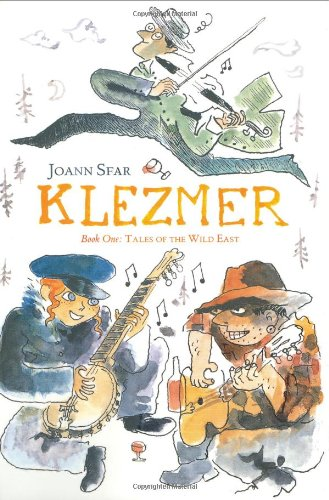 9781596431980: Klezmer: Tales of the Wild East
