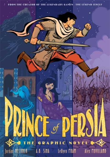 9781596432079: Prince of Persia