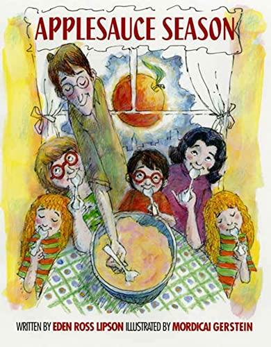 Applesauce Season: Lipson, Eden Ross