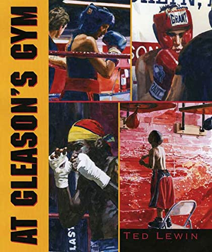 At Gleason's Gym * SIGNED * // FIRST EDITION //