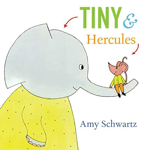 Tiny and Hercules (1596432535) by Amy Schwartz