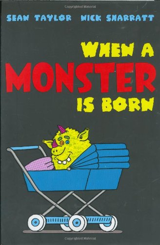 9781596432543: When a Monster Is Born