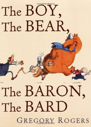 9781596432673: The Boy, The Bear, The Baron, The Bard