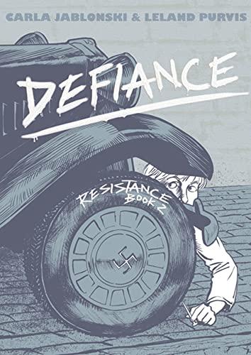 Defiance (Resistance): Jablonski, Carla