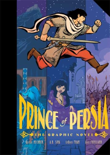 9781596433656: Prince of Persia: The Graphic Novel